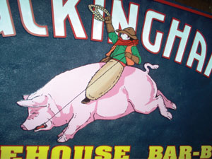 Buckingham BBQ