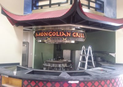 Copy of Mongolian Grill 1