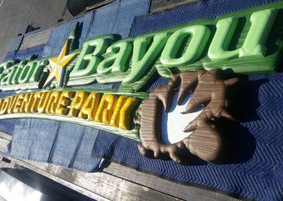 Humble - Gator Bayou 1